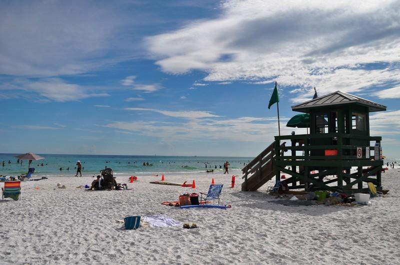 Siesta Key Beach in Sarasota has Topped Dr. Beach's Top Beach List