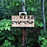 HipCamp Stay in Hendersonville, North Carolina: NERO Coffee + Camp